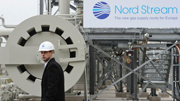 """""""Газпром"""" должен вдвое сократить прокачку газа по OPAL, заявили в Германии"""