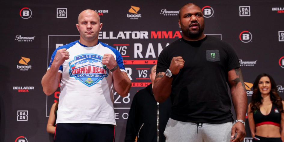 Глава Bellator заявил о желании провести бой Емельяненко в Москве
