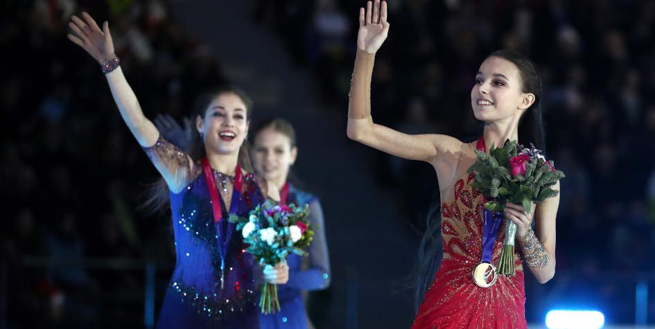 Сборная России по фигурному катанию назвала состав на чемпионат Европы