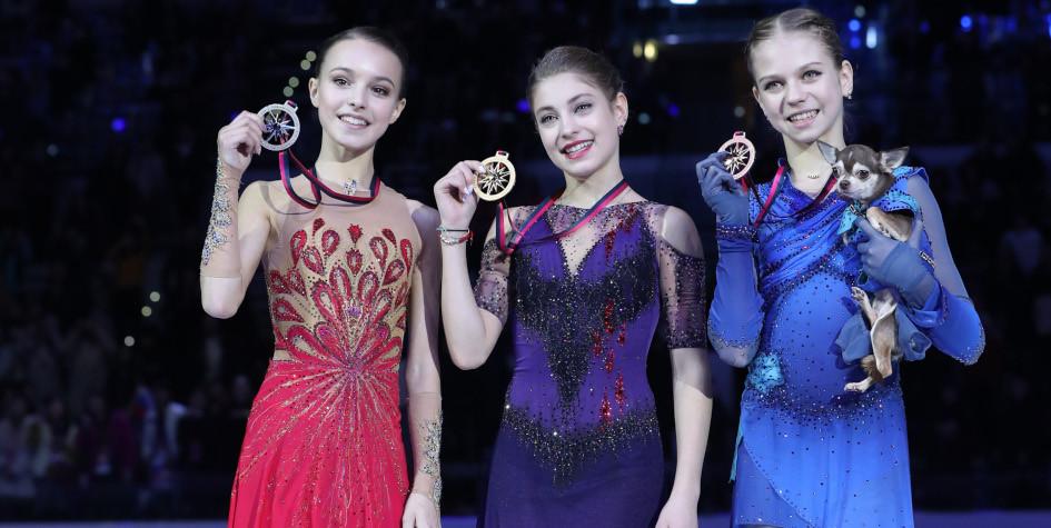 Чемпионат России по фигурному катанию 2020 года пройдет в Челябинске