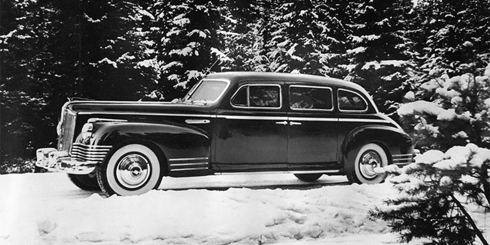 В Москве похитили лимузин Сталина стоимостью 2,5 млн евро