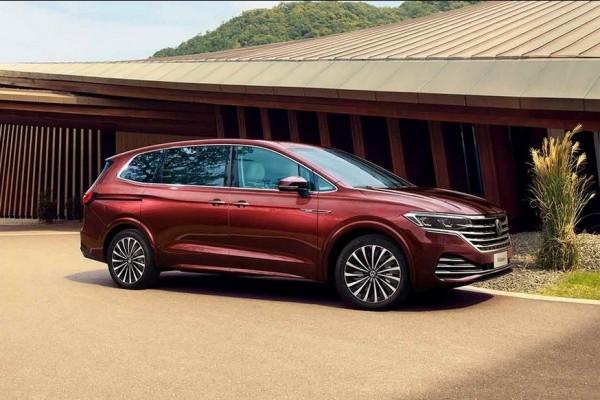 Роскошный минивэн Volkswagen Viloran: больше конкурентов, с мотором от Teramont