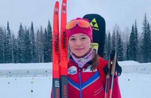 Саратовчанка завоевала золото Всероссийских соревнований побиатлону