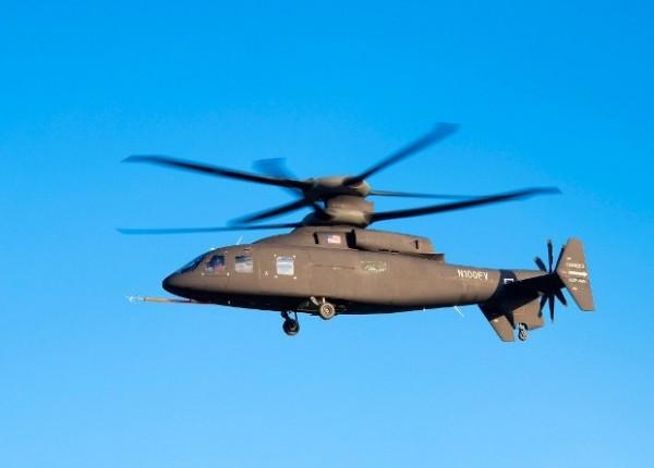 США создали высокоскоростной вертолет