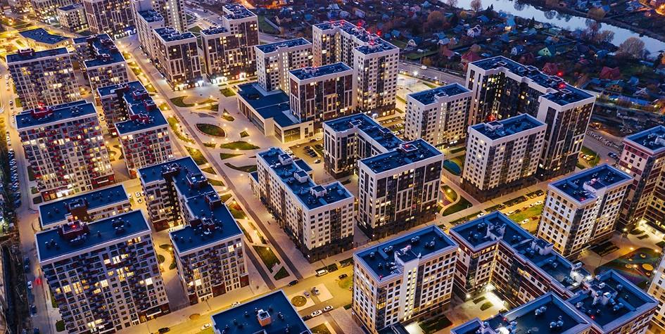 ГК «А101» увеличила объемы ввода недвижимости на 68% в 2019 году