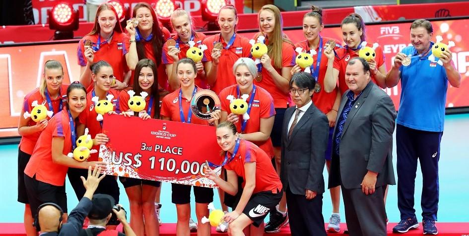 Определились соперники российских волейболистов на Олимпиаде в Токио