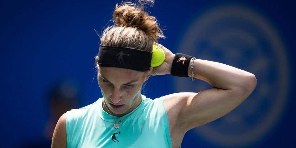 Теннисистка Кузнецова потерпела разгромное поражение на Australian Open