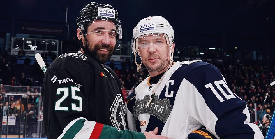 «Ак Барс» возглавил сводную таблицу КХЛ после победы над «Металлургом»