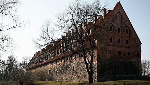 Замок XIV века под Калининградом продают через электронный конкурс