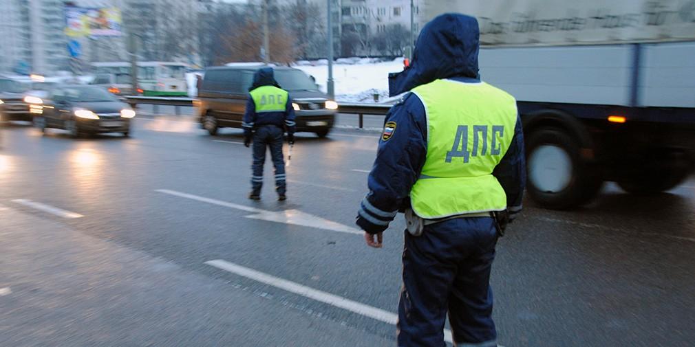 В Москве за три дня задержали более 140 нетрезвых водителей