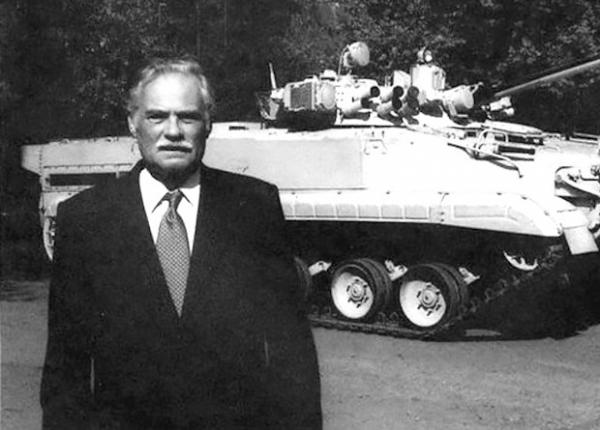 Умер конструктор одной из самых массовых боевых машин пехоты