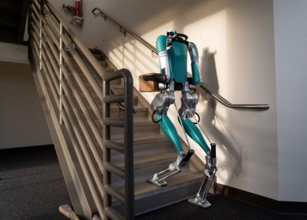 Agility Robotics начала продажи человекоподобного робота Digit