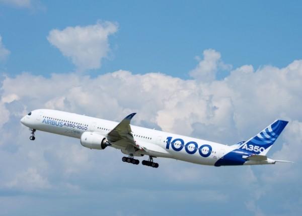 Airbus испытал систему визуального автоматического взлета