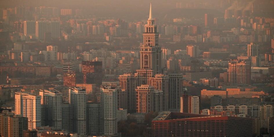 Число сделок со вторичным жильем в Москве выросло на треть в декабре