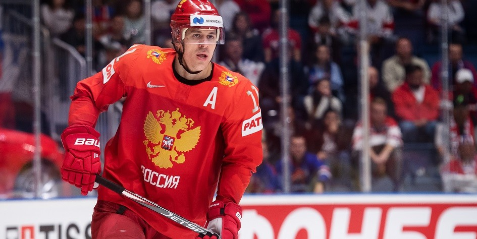 Федерация хоккея включила Малкина в символическую сборную десятилетия