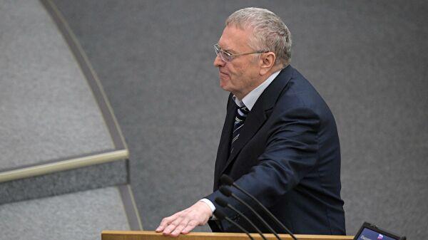 Жириновский предложил дату голосования по поправкам в Конституцию