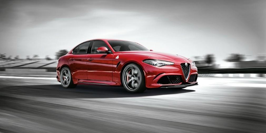 Седан Alfa Romeo Giulia получит 630-сильную версию