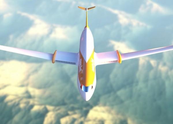 Американцы испытают двигательную установку электрического лайнера в 2021 году