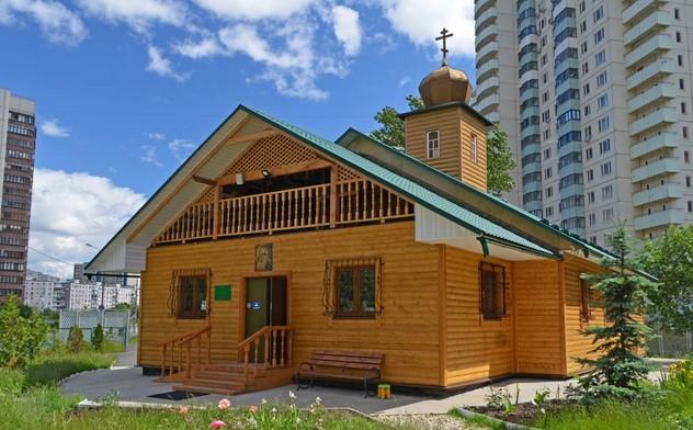 Черемушкинский храм получит газопровод