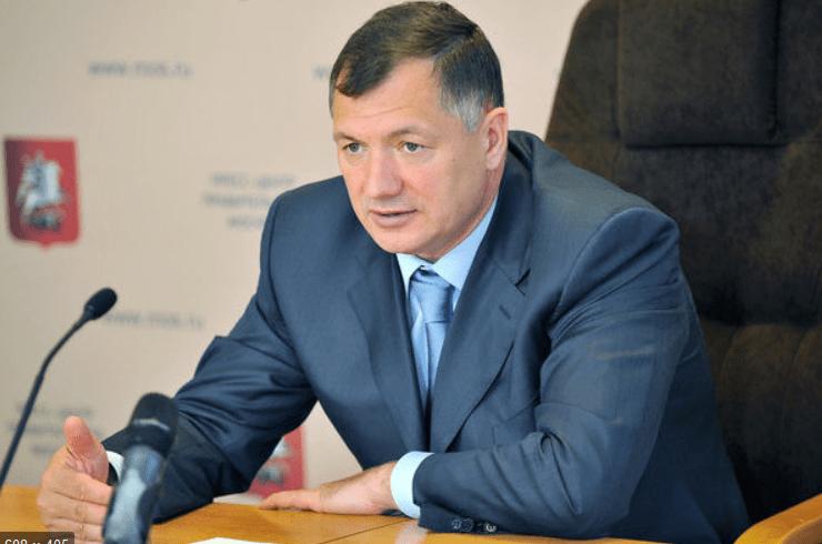 """Власти Москвы хотят достроить ЖК """"Академ Палас"""" за 3 года"""