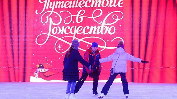 """В Москве пройдет премьера ледового шоу""""Снежная королева"""""""