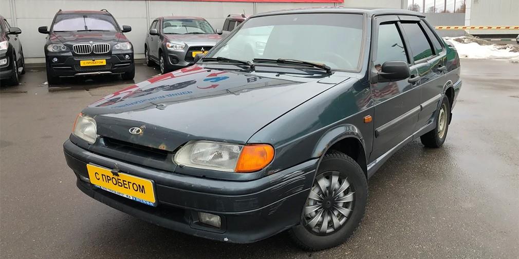 Продажи автомобилей с пробегом в России упали после трех лет роста