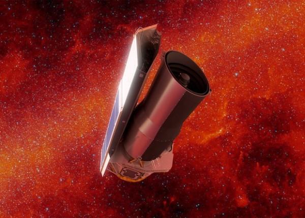 Телескоп «Спитцер» прекратит работу в конце января