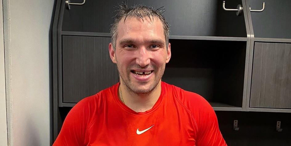 НХЛ признала игроком недели Александра Овечкина