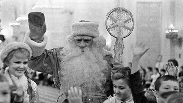 Дед Мороз и Снегурочка были всегда?!