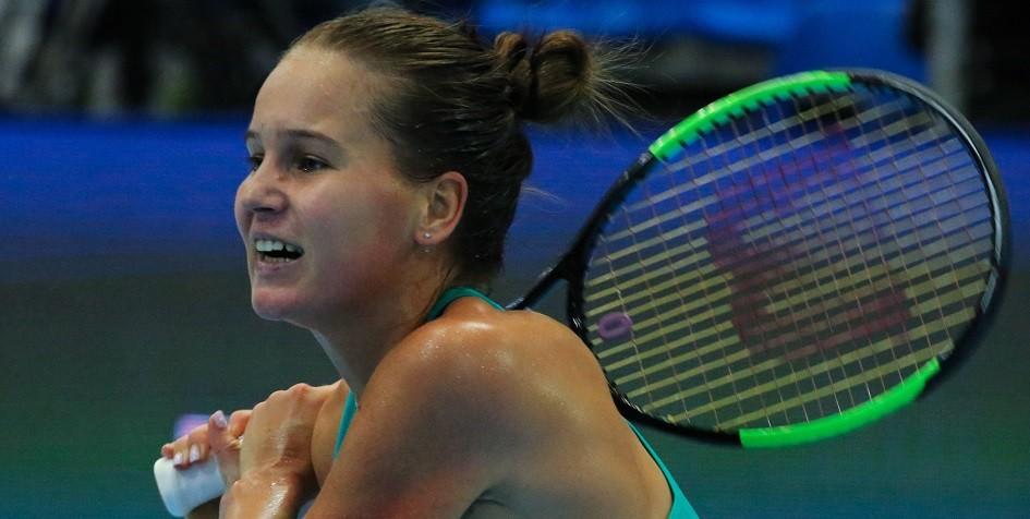 Российская теннисистка проиграла в полуфинале турнира в Австралии
