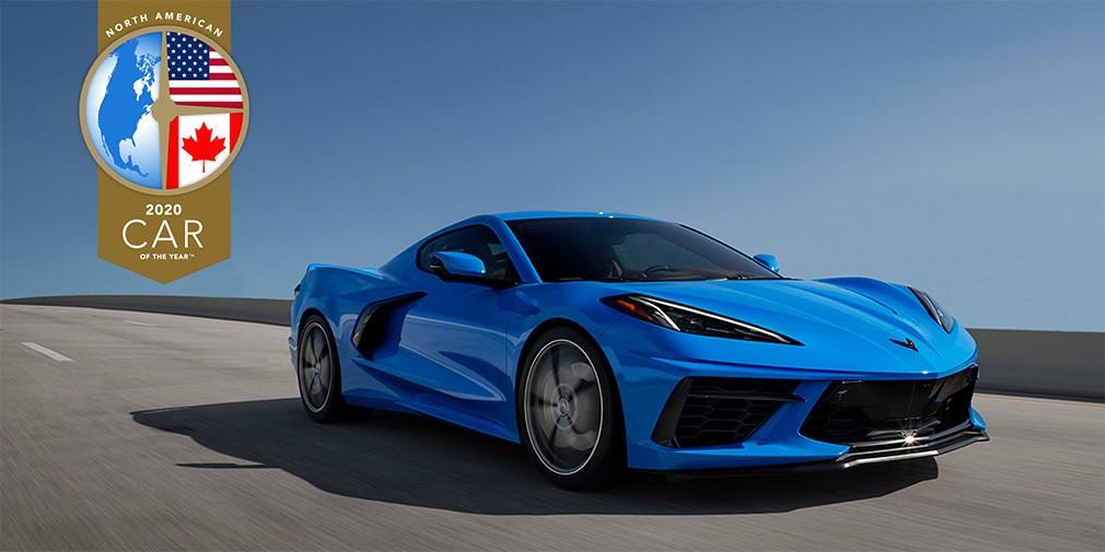 Chevrolet, Jeep и Kia: в США назвали лучшие автомобили года