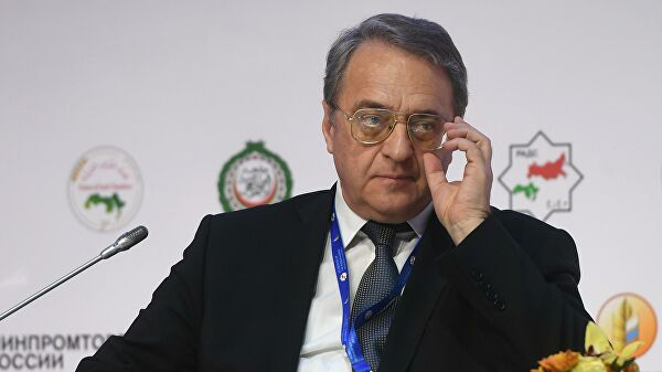 Богданов обсудил с послом Ирана ситуацию на Ближнем Востоке