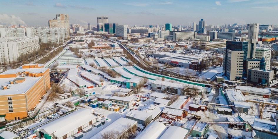 Рядом с метро «Калужская» планируют построить крупный жилой комплекс