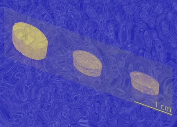 Швейцарцы создали 18-каратное «пластиковое» золото