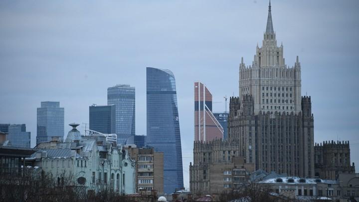 """В """"Москва-сити"""" произошел захват заложников"""