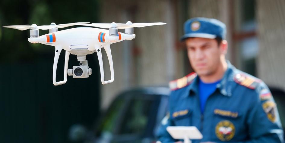 Незаконные постройки в Москве выявят с помощью дронов