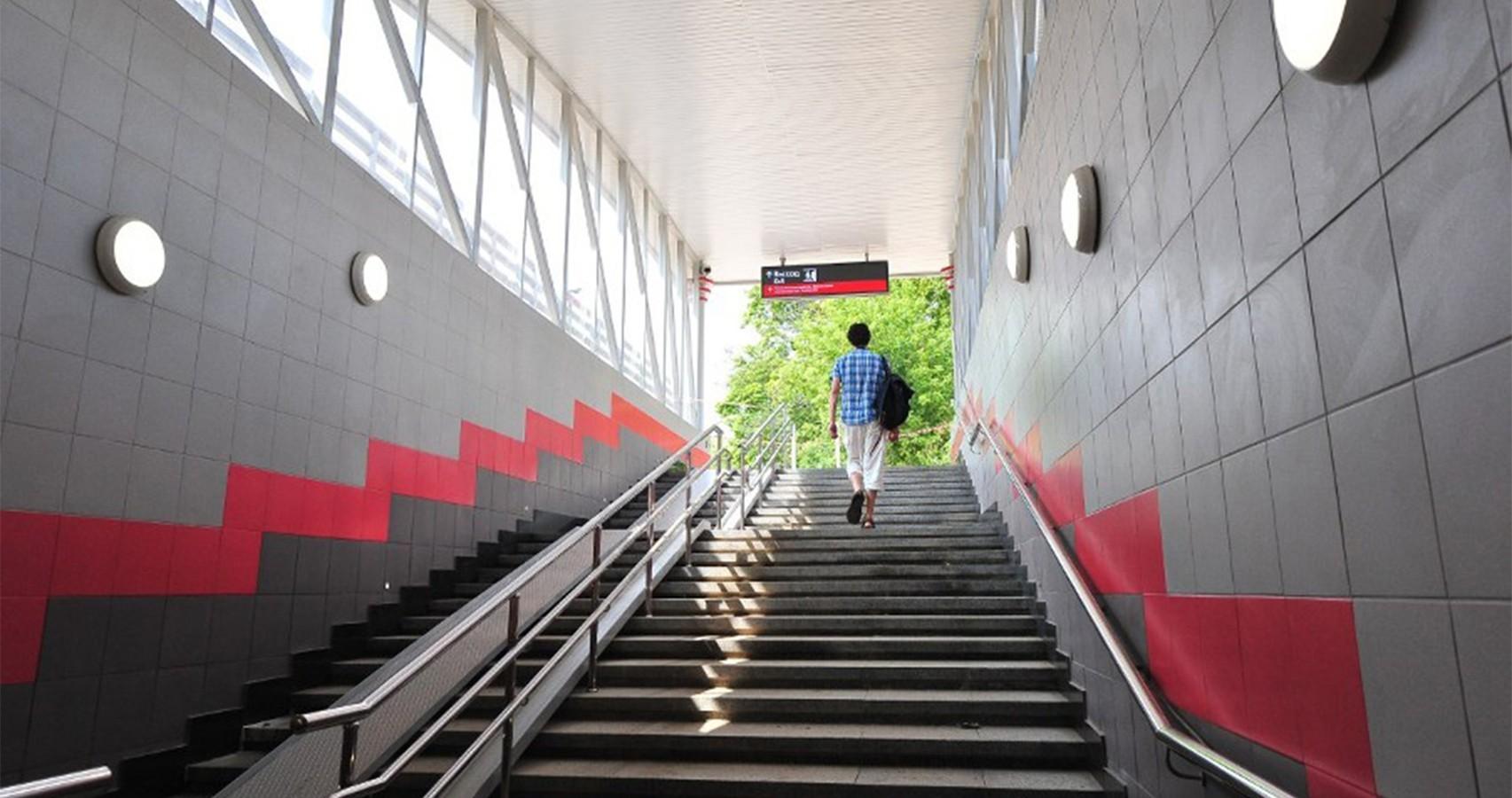 В Царицыно планируется построить переход через железную дорогу