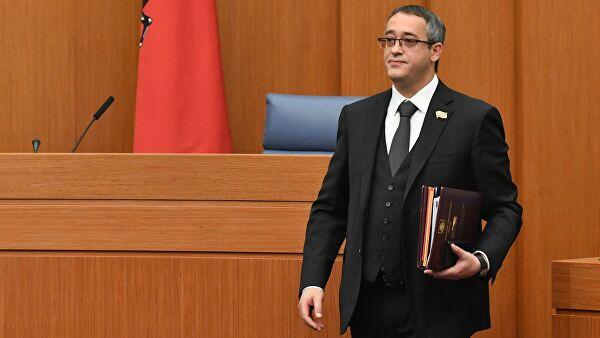 Спикер Мосгордумы оценил проект поправок в Конституцию