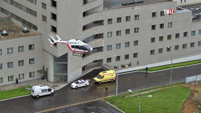 В Петербурге женщина сбежала из-под карантина по коронавирусу из Боткинской больницы