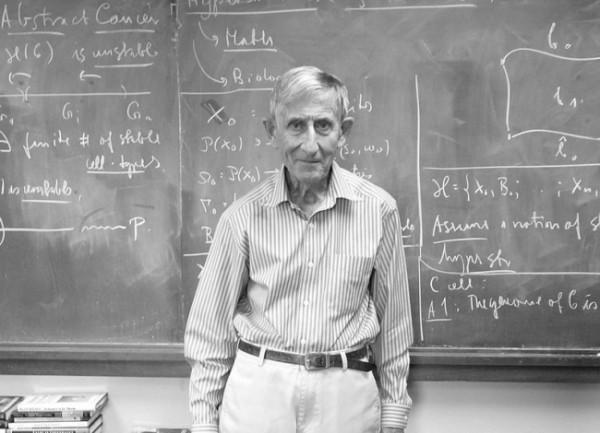 Скончался физик и математик Фримен Дайсон