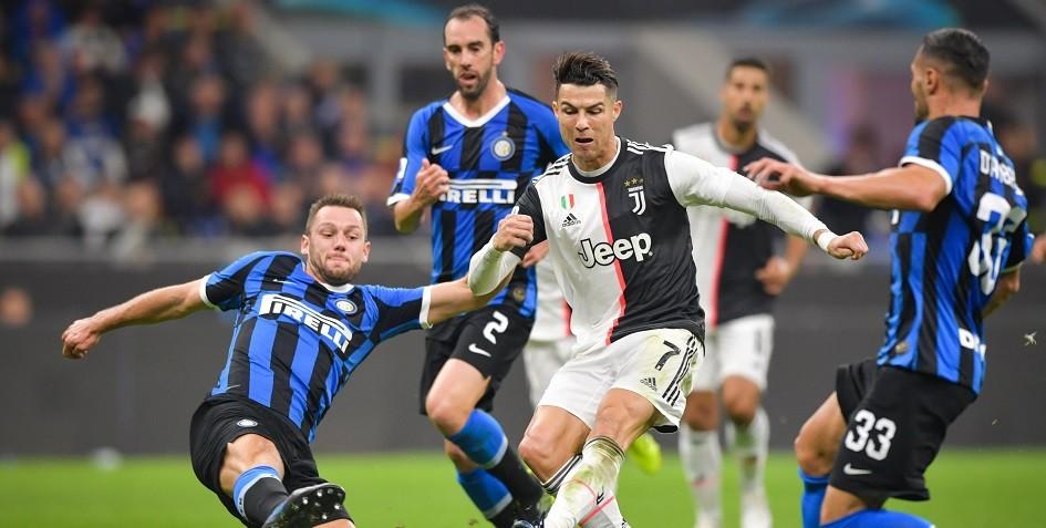 Пять матчей чемпионата Италии по футболу перенесли из-за коронавируса