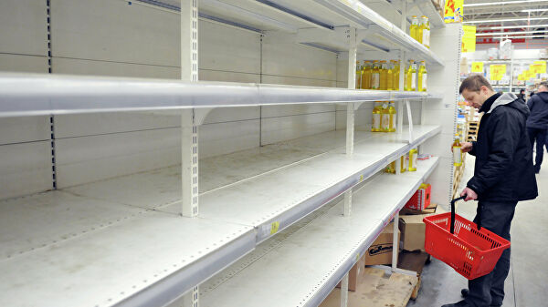 """""""Почти все стоит"""". Эксперты предрекли украинцам дефицит товаров"""