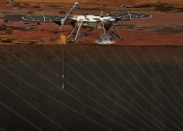 Марс признали сейсмически активной планетой