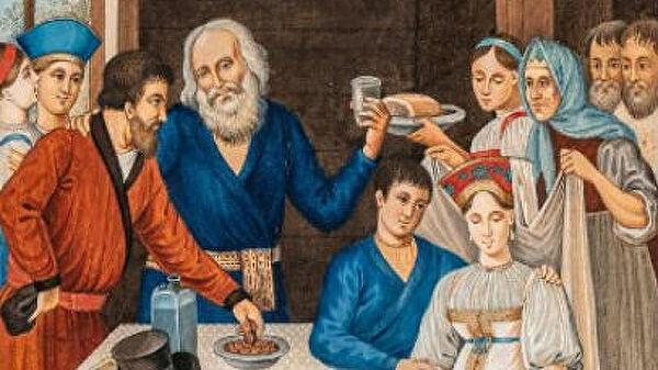 Русская свадьба. Как хорошо вы знаете традиции и обряды?