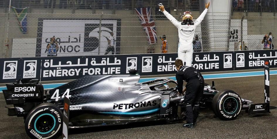 Mercedes показал ливрею болида «Формулы-1» на сезон 2020 года