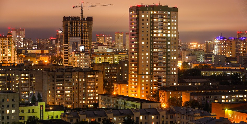Названы российские регионы — лидеры по объемам ввода жилья