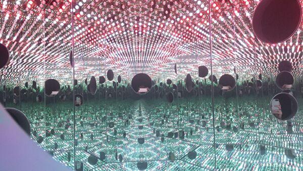 """""""Зеркальные комнаты"""" покажут в Лондоне по случаю 20-летия Тейт Модерн"""