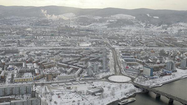 Росприроднадзор начал работы по замеру чистоты воздуха в Красноярске