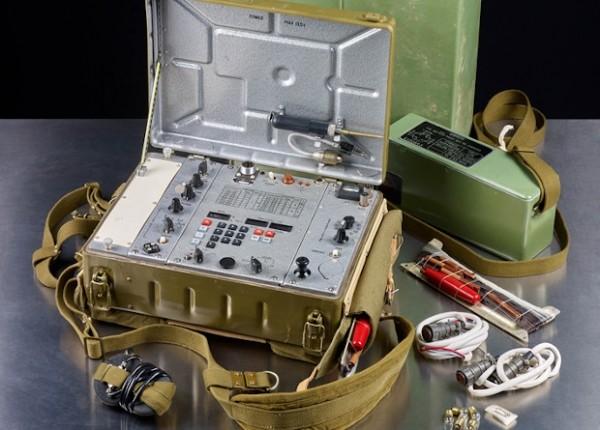 Археологи нашли в лесу под Кельном советскую радиостанцию разведчика