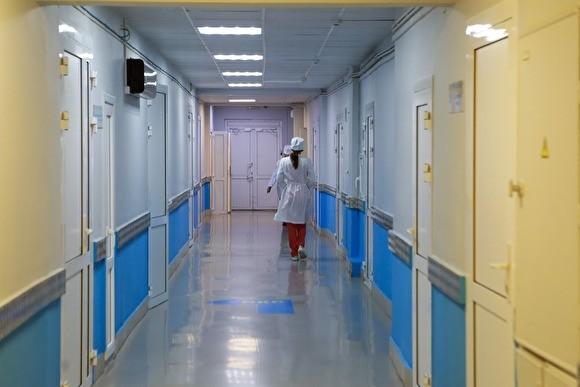 В Уфе врачи спрятались от пациента с подозрением на коронавирус